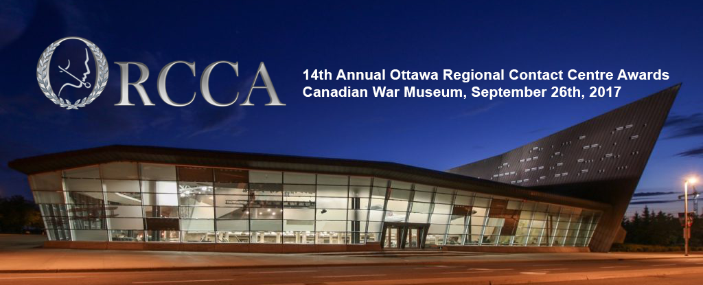 ORCCA - 10th Annual Ottawa Regional Contact Centre Awards