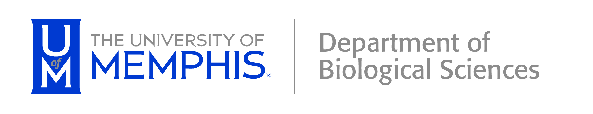 Department of Biological Sciences