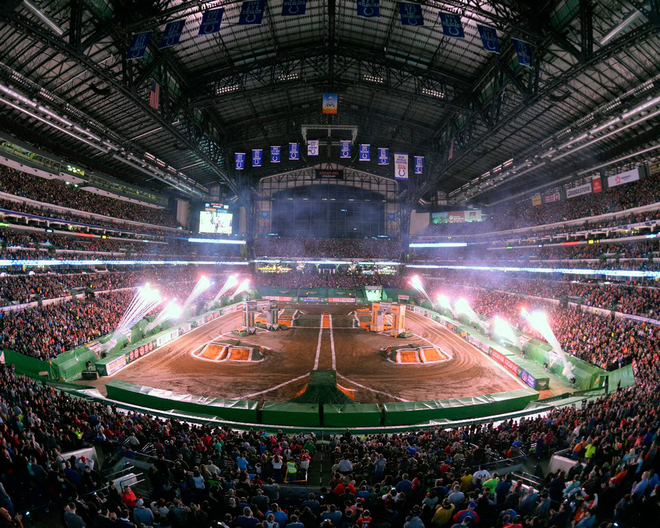 Lucas Oil Stadium - Scout SuperValue Ticket Offer