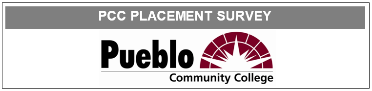 Placement Survey Header
